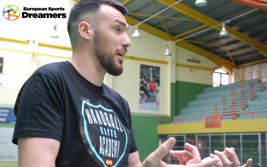 Entrevista a Gedeón Guardiola